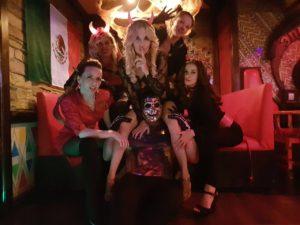 Хэллоуин в Эль-Пасо 2017